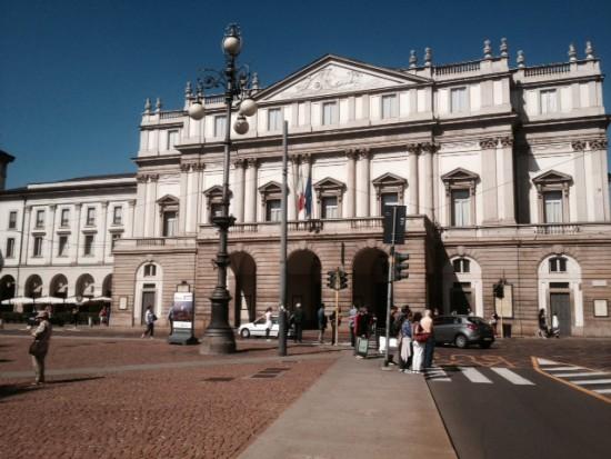 Mailand Scala