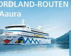 AIDAaura – Die Kinder im 3. und 4. Bett der Kabine reisen kostenlos von Juni bis August 2016!