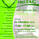 Trau(m)tag im Flachs Hof Mönchengladbach am 16.10.16