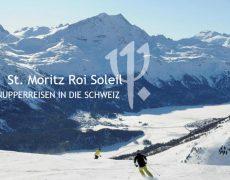 Schnupperreise in die Schweiz in den Club Med St. Moritz Roi Soleil