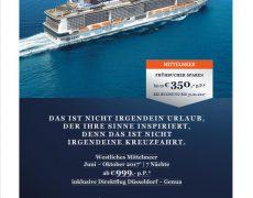 Rundum sorglos reisen mit MSC inkl. Fly&Cruise Programm mit Direktflügen ab Düsseldorf!