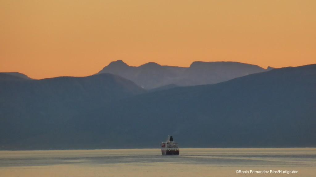 Valentinsgeschenke von Hurtigruten