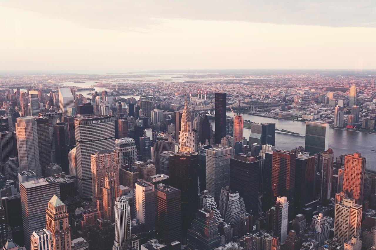 New York Gruppenreise 29.03.-04.04.19