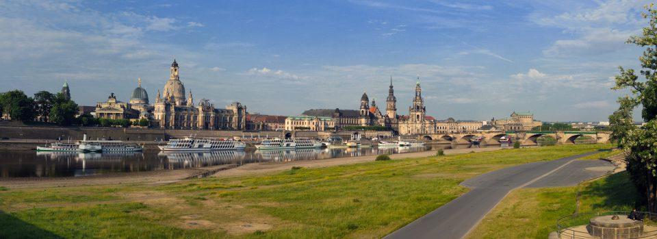 Von Prag nach Dresden - mit dem Schiff durch die sächsische