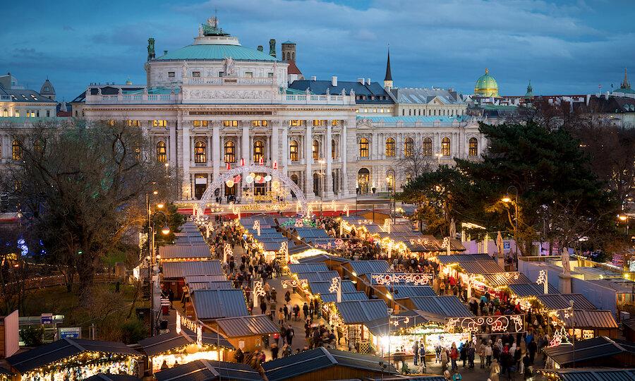 Wien-Weihnachtsmarkt